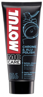 MOTUL MC CARE E6 CHROME & ALU POLISH