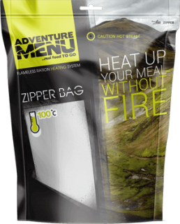 ADVENTURE MENU zipper bag